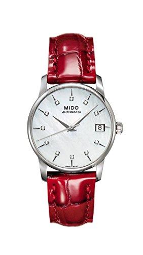 Mido Ladies Watch Automatic Baroncelli Big M0072071610600