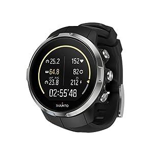 Suunto - Spartan Sport - SS022649000 - Reloj GPS para Atletas Multideporte - Pantalla táctil de Color - Negro - Talla única