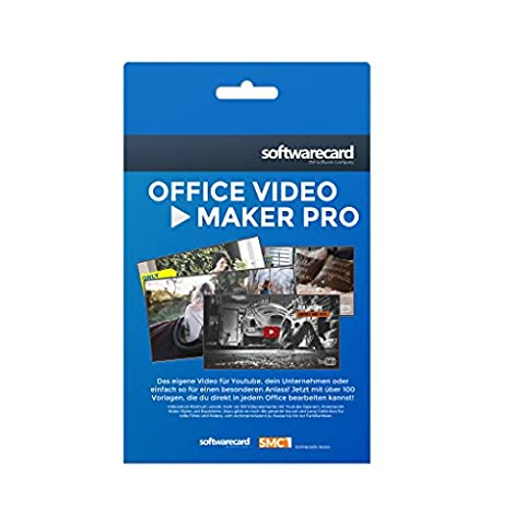 Video Designer für Office. Erstelle Videos direkt in Open Office,