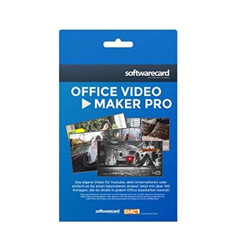 Preisvergleich Produktbild Video Designer für Office. Erstelle Videos direkt in Open Office,  MS Office oder Libre Office. Über 100 Vorlagen für schnelles und einfaches Editieren inklusive.