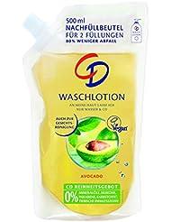 CD Waschlotion Avocado, 6er Pack (6 x 500 ml)