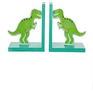 Sass & Belle Buchstützen – Brüllende Dinosaurier