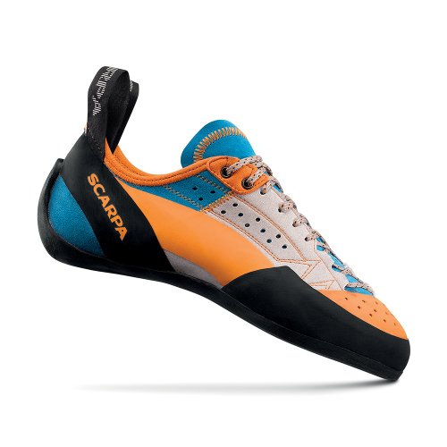 Scarpa Techno X Blue/Orange