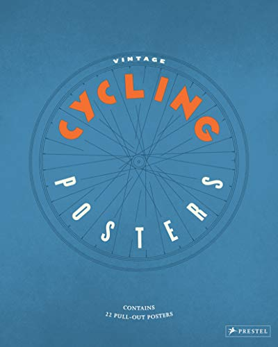 Vintage Cycling Posters (Poster Books)