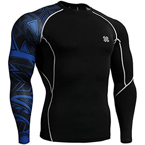 Cycling MTB Motorcycle Workout Running Compression Sportwear Jersey Y47