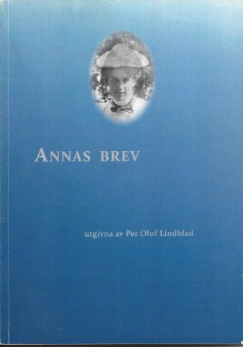 Annas brev por Per Olof Lindblad