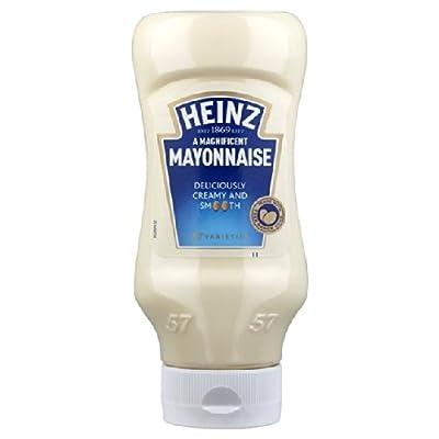 Heinz Topdown Classic Mayonnaise 420g