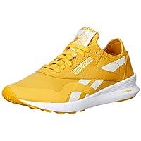 Reebok Womens Cl Nylon Sp Fitness Shoes, Multicolour (Og Blocking/Fierce Gold/Chalk/White/Mars 000), 6 UK, Cn3630