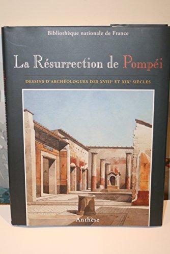 La résurrection de Pompéi par Jocelyn Bouquillard