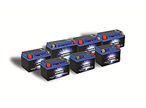Batterie Lithium ION Shido LTX9-BS sans entretien - 328805