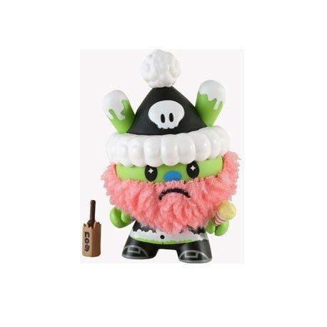 Preisvergleich Produktbild Krunk-A-Claus 3-Inch Dunny by kidrobot and TADO