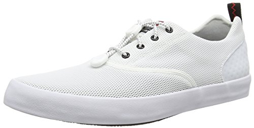 Sperry Top-SiderFLEX DECK CVO WHITE - Nautica uomo Bianco (Bianco (White))