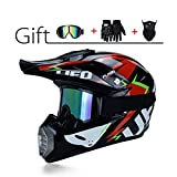 Uomini Off Road anti-caduta moto casco donne antiurto integrali moto Caschi moutain bike motocross tappi di sicurezza