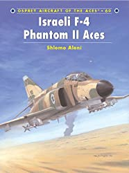 Israeli F-4 Phantom II Aces