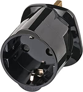 Brennenstuhl 1508533 Travel Adapter Earthed