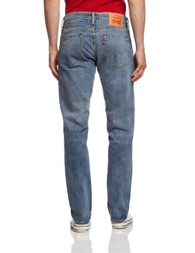 Levi's Herren 511 Slim Fit Jeans Blau