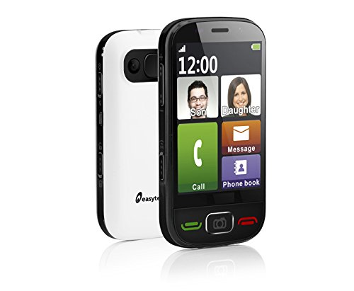 Easyteck T900 Cellulare Bluetooth Display Touch SOS Vivavoce...