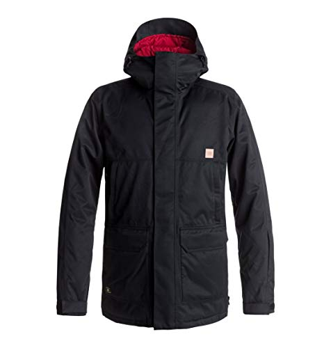 DC Shoes Harbor - Snow Jacket for Men - Snow Jacke - Männer - XL - Schwarz