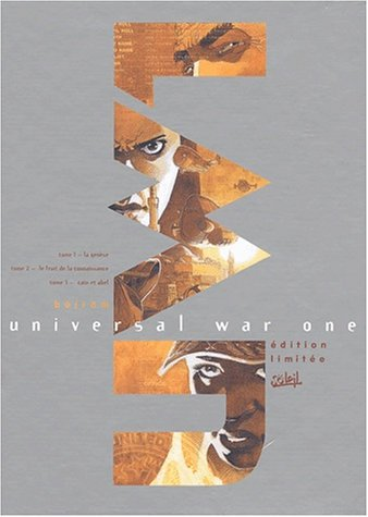 Universal War One, coffret 3 volumes