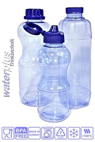 4x TRITAN-Borraccia N senza BPA acqua bottiglia con-N-Borraccia sportiva N,