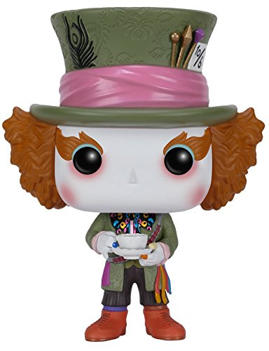 Funko - Figurina Disney Alice In Wonderland Movie - Mad Hatter Pop 10Cm