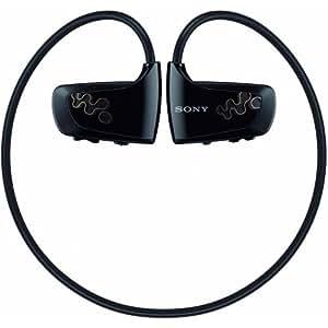 Sony Walkman NWZ-W262 W262BLK 2GB Wearable Water Resistant MP3 Player, BLACK