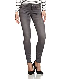 ONLY Women's Ultimate Soft Reg. Skinny Grey Noos Jeans