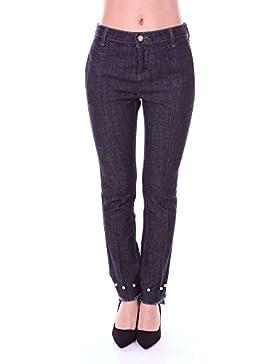 Manila Grace I7SS08809 Pantalones Vaqueros Mujer
