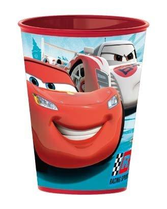 Gobelet plastique 260 ml cars