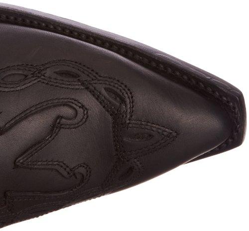 Grinders Arizona Herren Stiefel Schwarz (Black)
