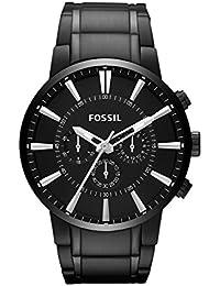 Fossil Herren-Armbanduhr Chronograph Quarz Edelstahl FS4778