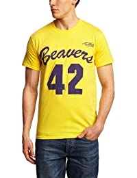 Plastic Head Teen Wolf Beavers 42 Men's T-Shirt