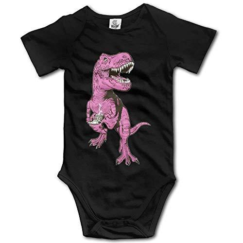 Babybekleidung Jungen Mädchen T-Shirts, Rex Baby Onesie Toddler Baby Girl Unisex Clothes Bodysuit Jumpsuit (Little Einstein T-shirt)