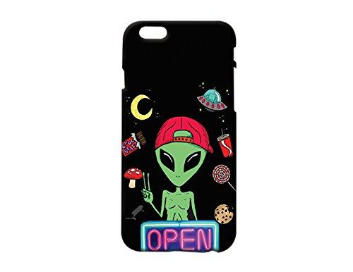 Alien Kunststoff Telefon Schutzhülle Für iPhone 66S ^ ^ yurishop