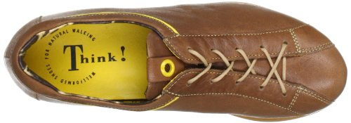 Think! 80061, Chaussures basses femme Braun (hazel/kombi 50)
