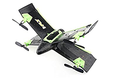 JJRC X99A 2.4G 4CH Flying Wing RC Helicopter Drone With Altitude Hold Mode RC Rocket Quadcopter RTF