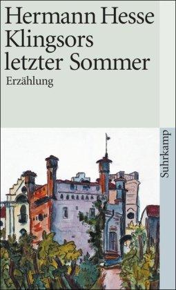 Buchseite und Rezensionen zu 'Klingsors letzter Sommer' von Hermann Hesse