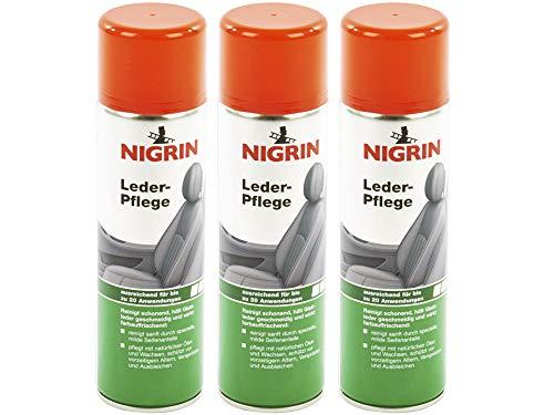 Nigrin  <strong>Geeignet für</strong>   Glattleder
