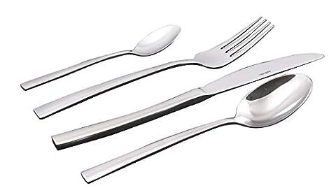 Sabichi 24-Piece Stainless Steel Mayfair Cutlery Set