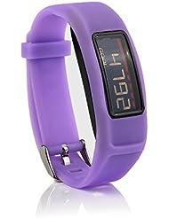 Fit-power Bracelet de rechange avec boucle pour Garmin Vivofit 2 (Capteur non inclus)