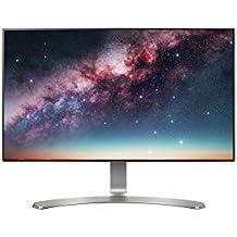 LG 24MP88HV - Monitor IPS/LED de 61 cm (24 pulgadas, Full HD, IPS, LED, 1920 x 1080 pixeles, 5 ms, 16:9, 250 cd/m2) Color Negro