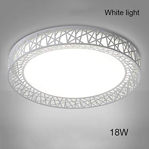 Quality Friendly Modern Led Ceiling Lamp Led Lamps High Power Living Room Funnel Ceiling Lamps White/warm Light Led Lustre Lights Ceiling Lights Excellent In