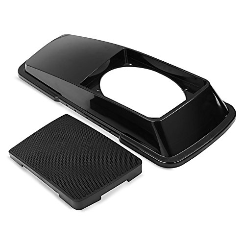 Seitenkoffer-Deckel für Lautsprecher für Harley CVO Road Glide Custom 12-13