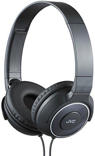 JVC HA-S220-E Casque Supra-Aural Léger Superior Sound - Noir