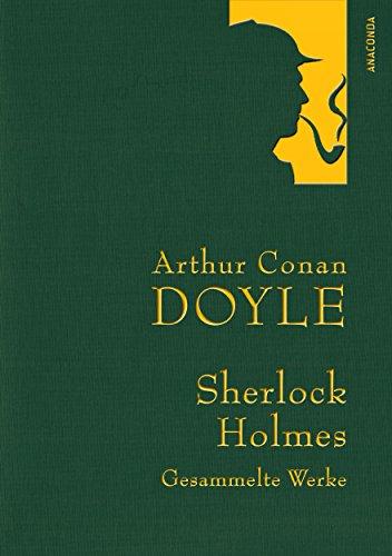 Buchseite und Rezensionen zu 'Sherlock Holmes - Gesammelte Werke' von Arthur Conan Doyle