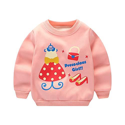 Selou Junge Cartoon Sweatshirt Auto Briefdruck oben Niedlicher samtgefütterter warmer Pullover Warmes T-Shirt Pullover Schöne Kleider für Kinder tops festliche kinderkleider günstige babykleidung