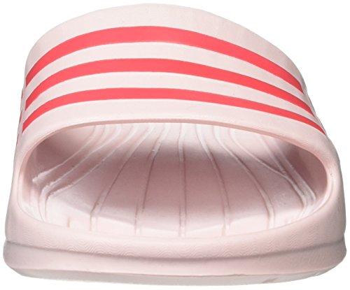 adidas Duramo Sleek W, Tongs Femme Multicolore - Rosa / Rojo (Rolhal / Rojimp / Rolhal)