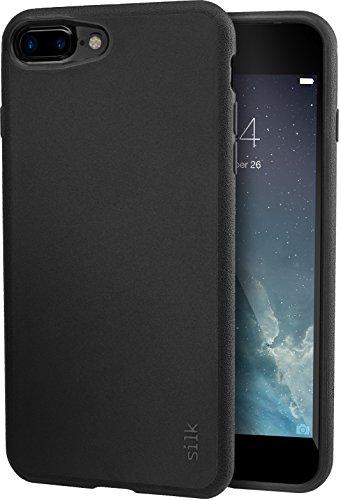 Base Cover (Silk Apple iPhone 8/7 Plus Grip Case - BASE GRIP - Leichte, schlanke Schutzhülle -