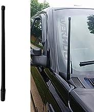 "13"" Antenna Replacement for Wrangler JK JL JLU Sahara Rubicon Gladiator 2007-2021 - Flexible Rubber Car W"