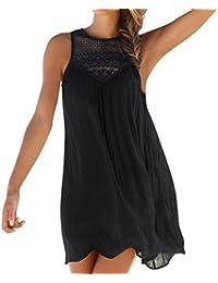670d510797b Suchergebnis auf Amazon.de für  bunte streifen - Kleider   Damen ...